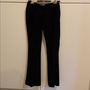 Sz:0 NWOT Black Dress Pants